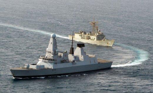 Британский эсминец зайдет вЧерное море для поддержки государства Украины