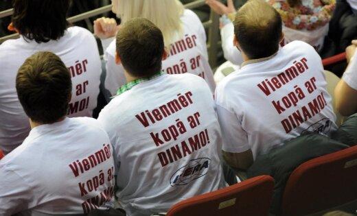 Rīgas 'Dinamo' izbraukuma mačā spēkojas ar 'Vitjazj' komandu