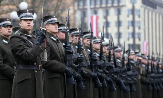 Латвия готовится направить солдат в Ирак и Мали