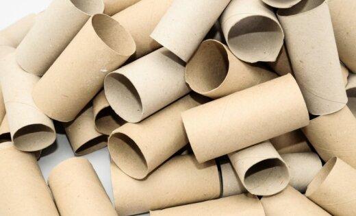 Голландцы построили первую дорогу из использованной туалетной бумаги