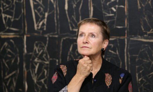 Baltijas Asamblejas balvu mākslā ieguvusi izdevēja un mākslas zinātniece Laima Slava