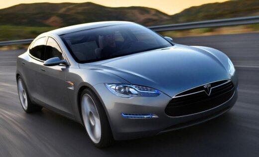 Tesla готовит электpо-конкурента для BMW, Audi и Mercedes