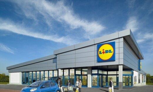 Торговая сеть Lidl придет в Эстонию