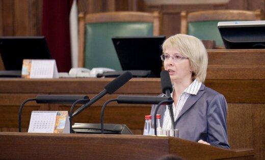 Ināra Mūrniece: Padome, kurai neiestāsies 'taimkods'