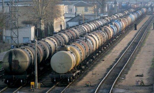 Рижский порт потерял полмиллиона тонн грузов