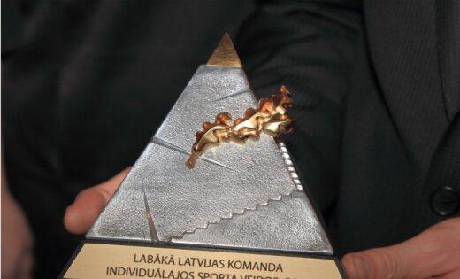 Sākusies balsošanas par 2012.gada populārāko sportistu otrā kārta