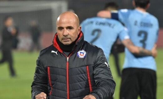 Новым основным тренером сборной Аргентины пофутболу будет Хорхе Сампаоли