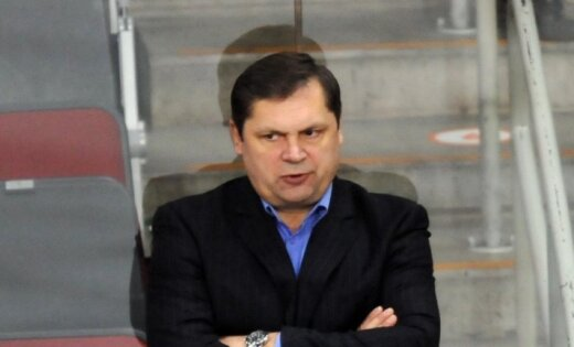 Beresņevs: jaunie hokejisti mums ir ļoti labi