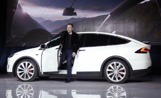 Masks: 'Tesla' var aiziet no biržas