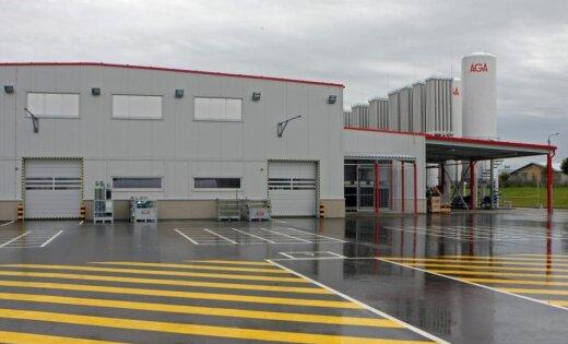 'AGA' ražotne ar pilnu jaudu sāks strādāt oktobra beigās vai novembra sākumā