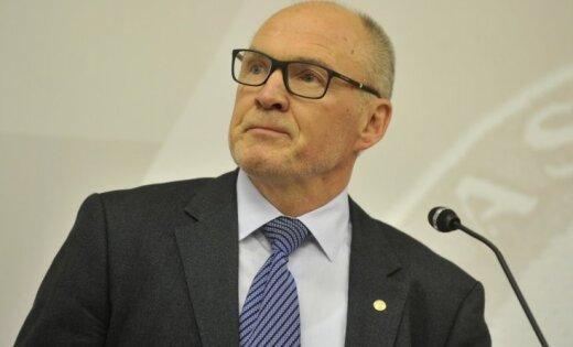 Indriksons pēc gada atkāpsies no LFF prezidenta amata