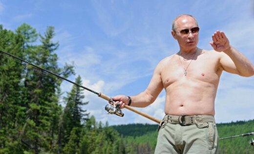 Путин объявил, что РФ ненацелена нараздел европейского союза