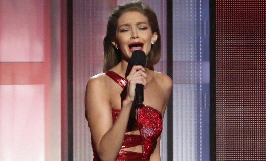 Гости церемонии American Music Awards