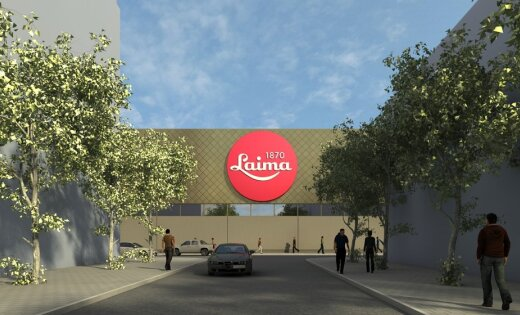 Норвежцы откажутся от устаревшего завода Laima и построят новое производство