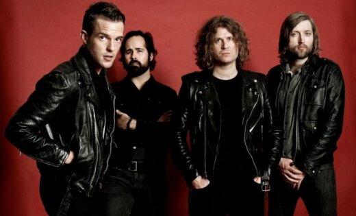 'The Killers' uzstāsies Mežaparka Lielajā estrādē
