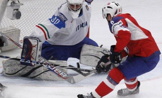 Norvēģija izcīna pirmo uzvaru pasaules čempionātā