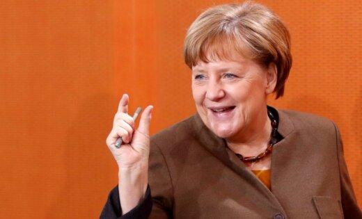 Меркель намерена оставаться канцлером Германии до 2021 года