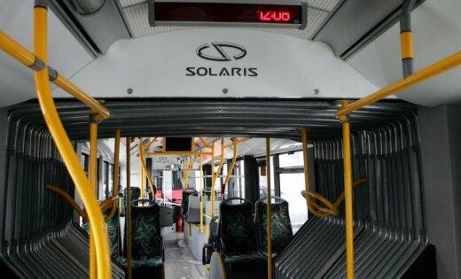 Apstrīdēts 'Rīgas satiksmes' vērienīgais autobusu iepirkums