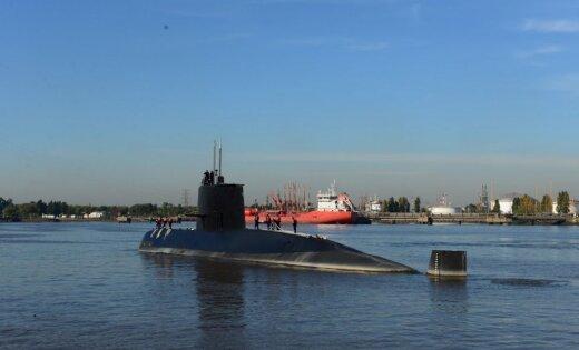 ВМС Аргентины обнаружили два места возможного нахождения подлодки