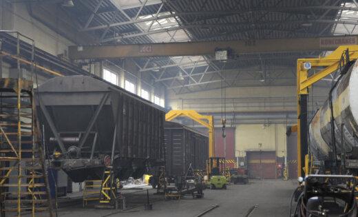 Детали для локомотивов в Латвии начнут печатать с помощью 3D-принтера