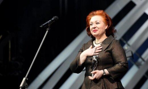 В Большой гильдии выступит оперная певица Инга Кална вместе с трио ЛНСО