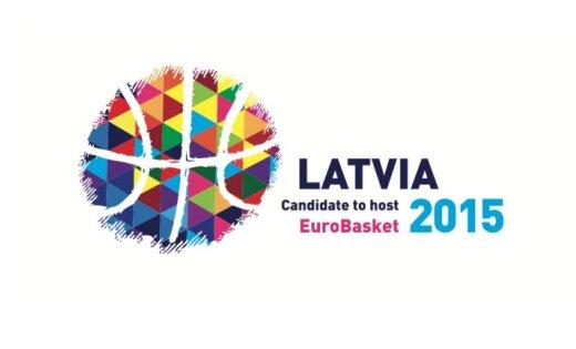 Aicina atbalstīt Latvijas vēlmi uzņemt 2015.gada Eiropas basketbola čempionātu