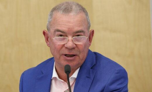 Айвар Лембергс обвинил Лайму Вайкуле в непрофессионализме