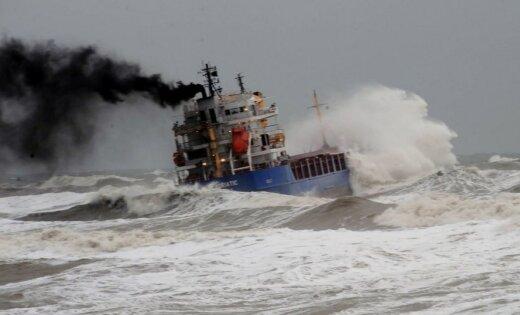 В Черном море затонул сухогруз: двое погибших, девять пропавших без вести