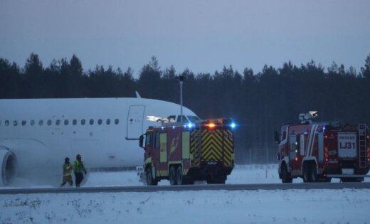 Самолет Smartlynx впроцессе занятий столкнулся свзлетно-посадочной полосой— Расследование