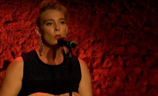 Молодая эстрадная певица погибла вовремя выступления