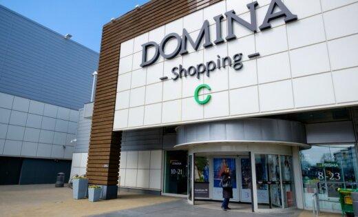 Оператор торгового центра Domina Shopping за год заработал 3,8 млн. евро