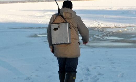 """""""Как мы съездили на зимнюю рыбалку в Эстонию и не смогли купить алкоголь"""""""