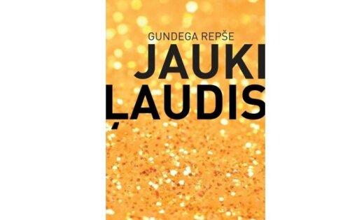 Laista klajā Gundegas Repšes grāmata 'Jauki ļaudis'