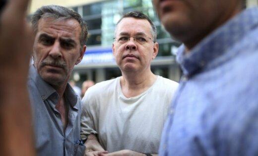 Турция отпустила пастора Брансона, из-за ареста которого США начали торговую войну
