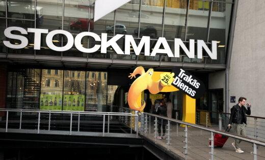 Pērn par 5% samazinājies 'Stockmann' apgrozījums - DELFI
