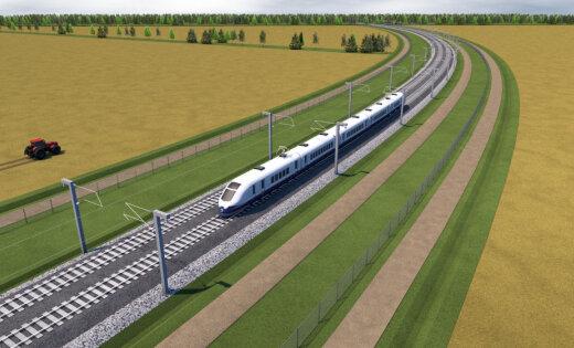 Стоимость магистрали Rail Baltica повысилась почти до 6 млрд евро