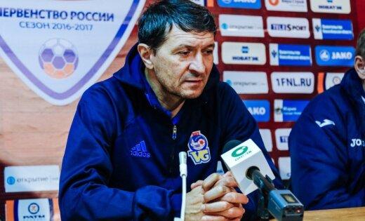 Юрий Газзаев при разборе игры употребил 93 матерных слова