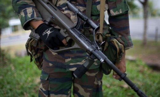 SIPRI: Украина оказалась на9 месте врейтинге мировых поставщиков оружия