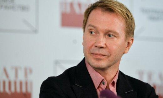"""Евгений Миронов: """"Жалко и обидно, что Алвис Херманис не может приехать в Россию"""""""