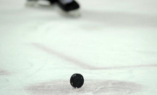 'Zemgale'/LLU hokejisti izglābjas no zaudējuma un pagarinājumā pārspēj 'Prizmu'