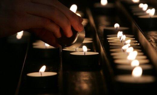 Церковь скорбит по погибшим в результате трагедии в Maxima