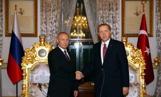 Турция и Россия подписали соглашение о