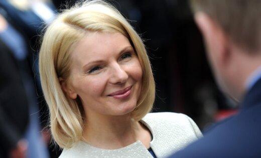 Бывшая жена экс-президента Латвии пожаловалась на бедность после развода