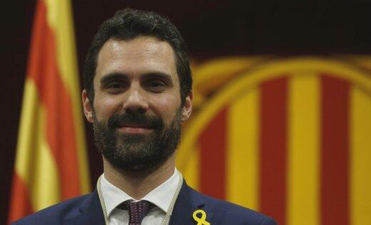 Спикером парламента Каталонии избран приверженец независимости Роже Торрен