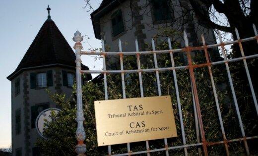 CAS attaisno sportistu dopinga analīžu slēpšanā apsūdzēto IAAF menedžeri