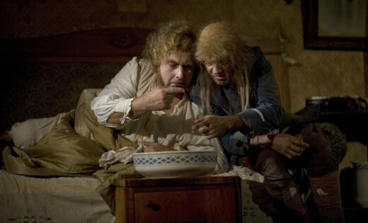 Jaunais Rīgas teātris dodas viesizrādēs uz Krieviju, Vāciju un Baltkrieviju