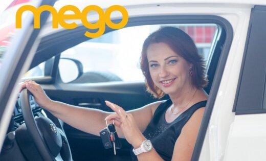 'Mego' un 'Vesko' loterijas galvenā balva ceļo uz Daugavpili