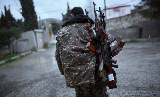 Убийца русского бойца получил 22 года тюрьмы вАрмении
