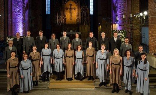 Latvijas Radio koris noslēgs 'Ziemassvētku festivālu'