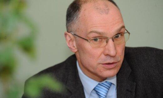 Ogrē no amata gāzts ilggadējais novada domes priekšsēdētājs Bartkevičs